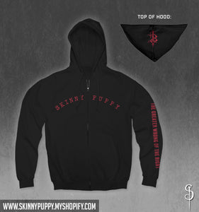 """The Greater Wrong"" Zip Up Hoodie"