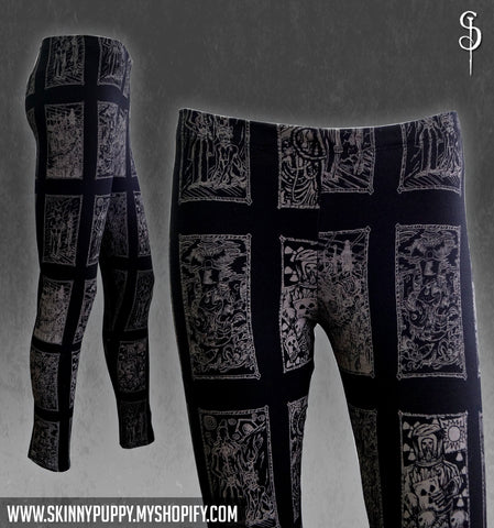 Tarot Leggings