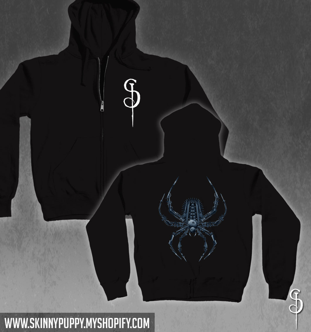 Weapon Zip Up Hoodie