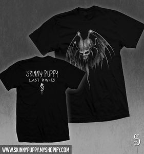 Winged Skull Shirt