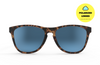 Snowbird - Tortoise / Blue | Shades Club