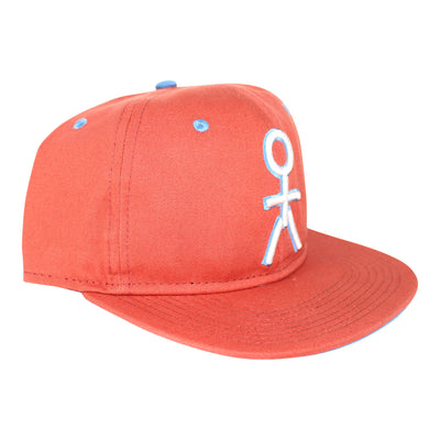 Stickman Snapback Hat - Nantucket Red / White / Blue - Dicks Cottons Sunglasses  - 2