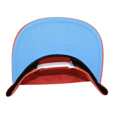 Stickman Snapback Hat - Nantucket Red / White / Blue - Dicks Cottons Sunglasses  - 3