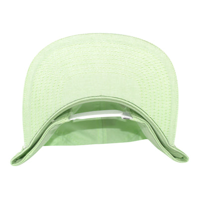 Stickman Snapback Hat - Lime Green / White - Dicks Cottons Sunglasses  - 3