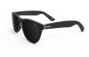Snowbird - Full Matte Black | Shades Club