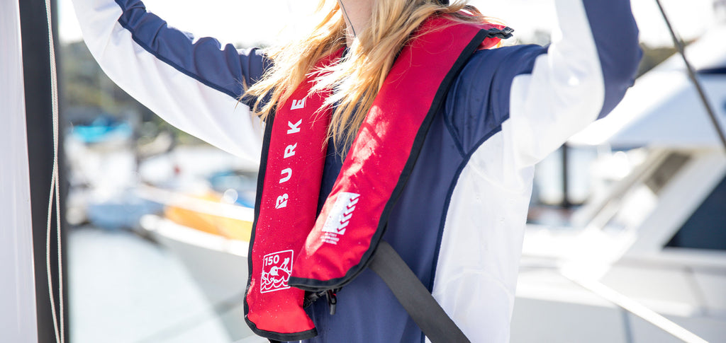 How To: Don Your Inflatable Lifejacket – Standard ISS Models