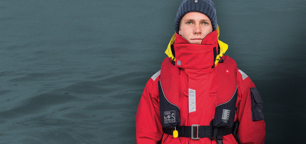How To: Don Your Inflatable Lifejacket – Integrated Harness Models