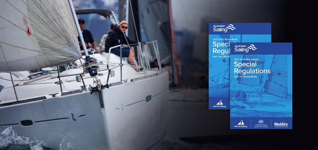 Download: Australian Sailing Special Regulations