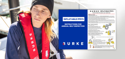 How to: Self Inspect Your Inflatable Lifejacket
