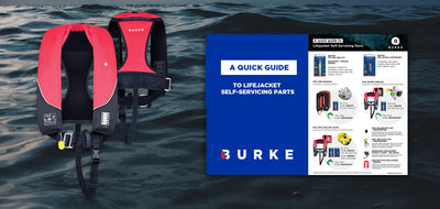 A Quick Guide to Lifejacket Self-Servicing Parts