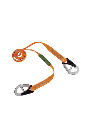 Safety Line - 2 Metre / 2 Hook - SAFBL2