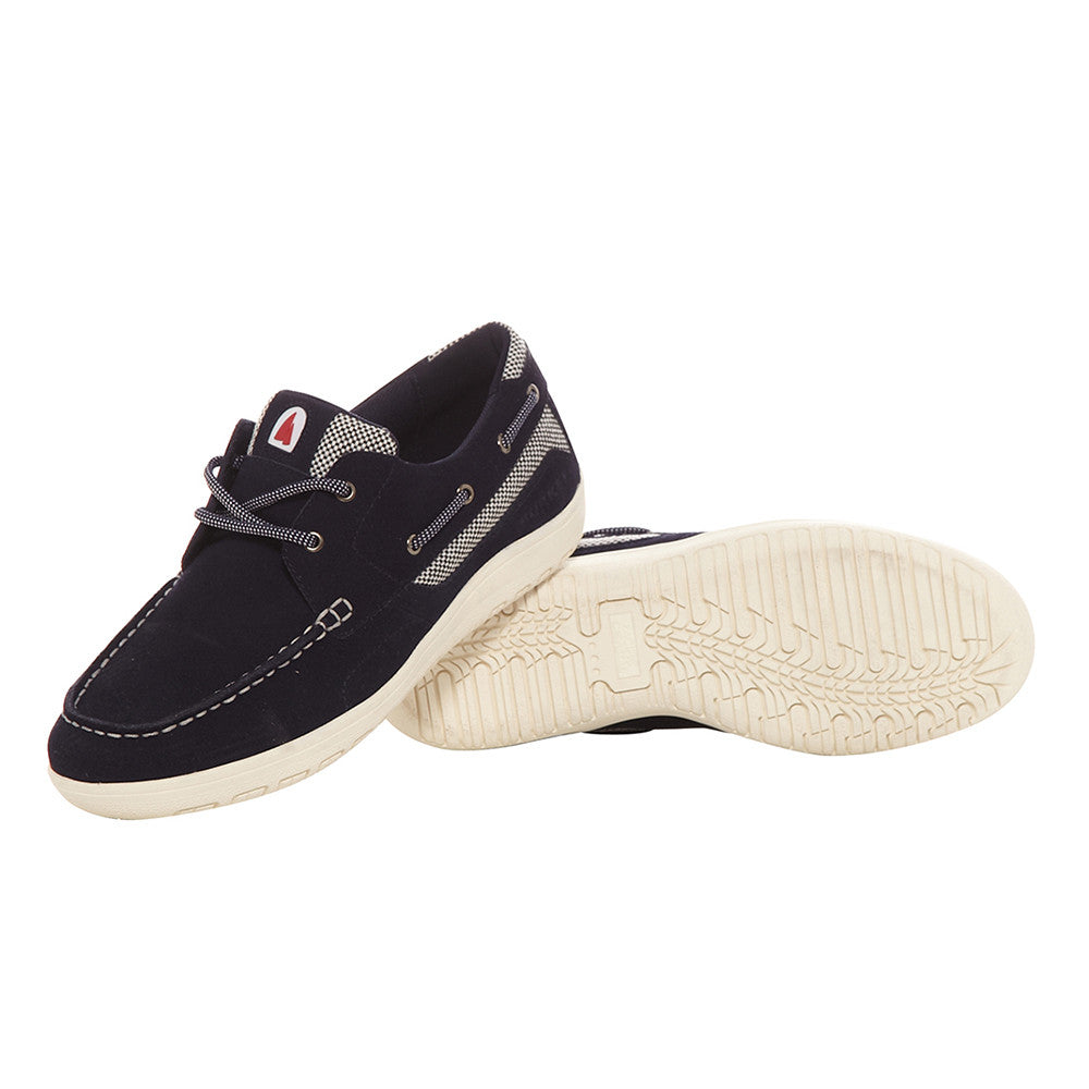 Evolution Suede Boat Shoe