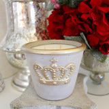 Her Majesty ~ Organic Soy Wax Citrus & Pine Double Wick Candle