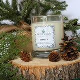 """Chalet"" Organic Soy Candle"