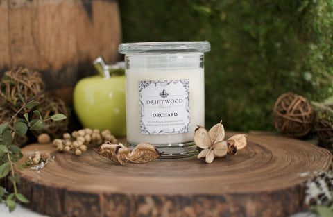 """Orchard"" Organic Soy Candle"