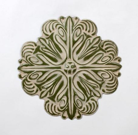 Clover Metal Wall Decor