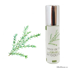 ORGANIC ANTI ACNE ROLL-ON|ROLL-ON ANTI ACNÉ BIO
