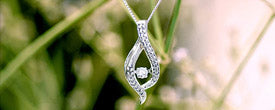 Luminance Diamond Pendants