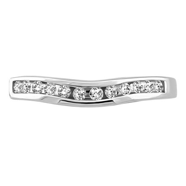 WHITE GOLD DIAMOND ESSENTIAL WRAP RIN-LMB-0771