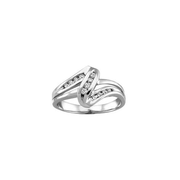 LADIES DIAMOND RING RIN-LDI-0010