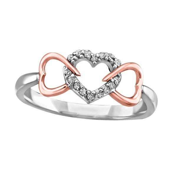 LADIES DIAMOND RING RIN-LDI-0594