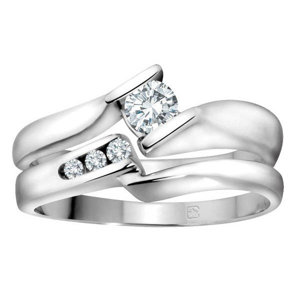 LADIES DIAMOND ENGAGEMENT RING RIN-ENG-0829