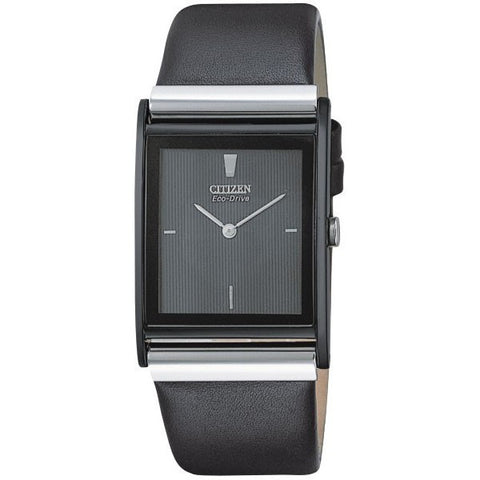 Citizen Men's Black Strap Watch