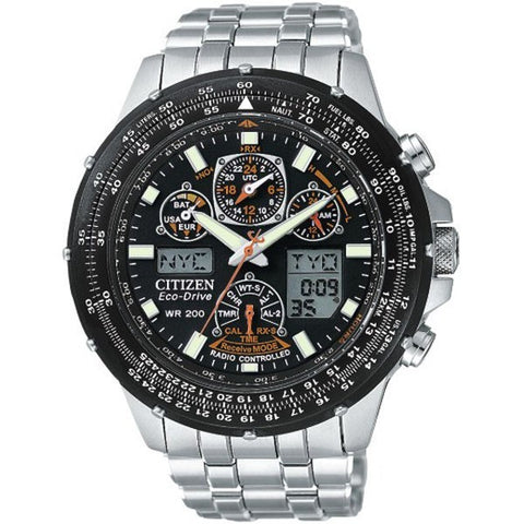 Citizen Men's Skyhawk Tainless Steel Watch