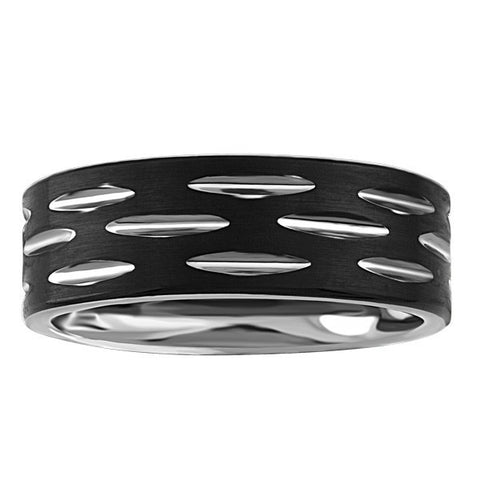 TUNGSTEN CARBIDE RING RIN-TUN-0433