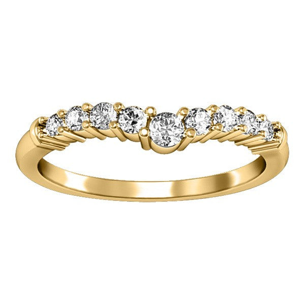 YELLOW GOLD DIAMOND ESSENTIAL WRAP RIN-LMB-0666