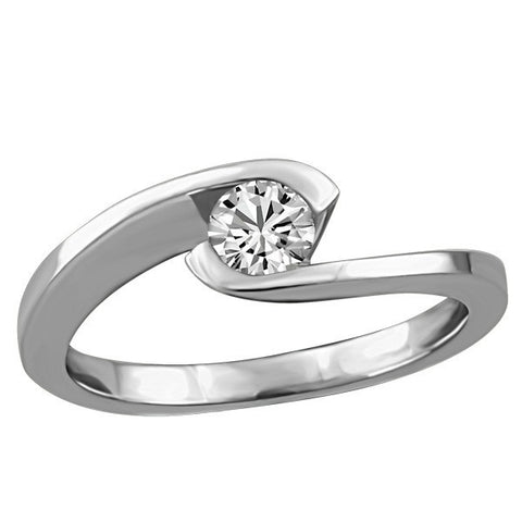 CAPTURED HEARTS CANADIAN SOLITAIRE RING RIN-LCA-2859