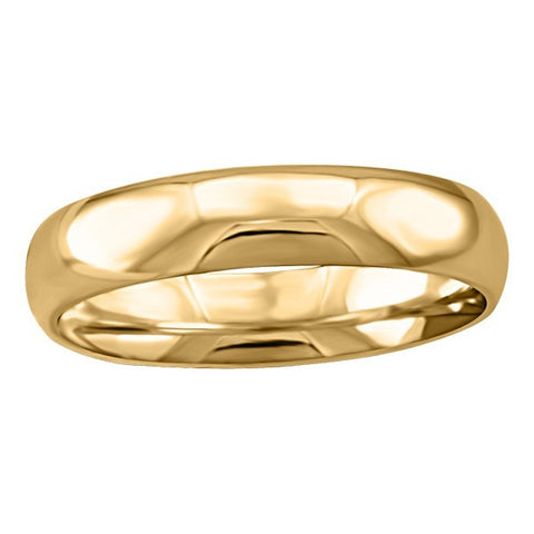 GOLD 4MM WEDDING BAND RIN-WBG-1371