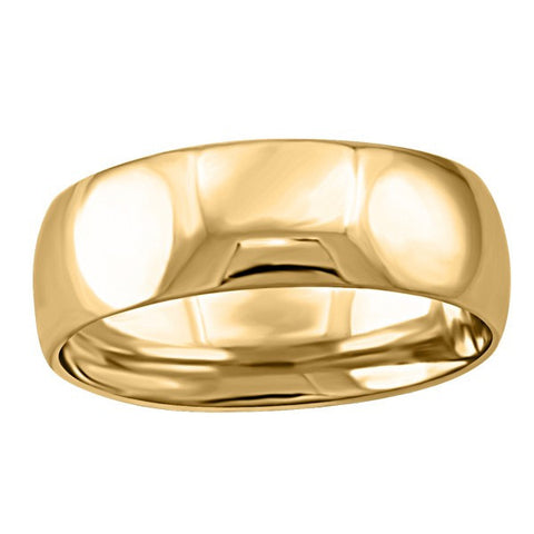 GOLD 6MM WEDDING BAND RIN-WBG-1395