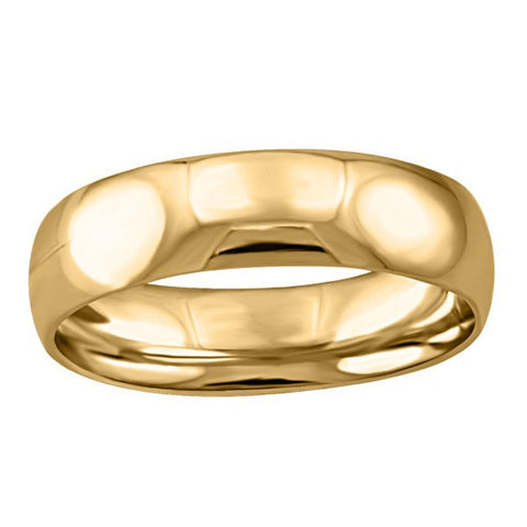 GOLD 5MM WEDDING BAND RIN-WBG-1397
