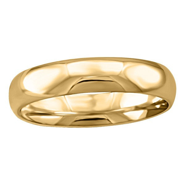 GOLD 4MM WEDDING BAND RIN-WBG-1399