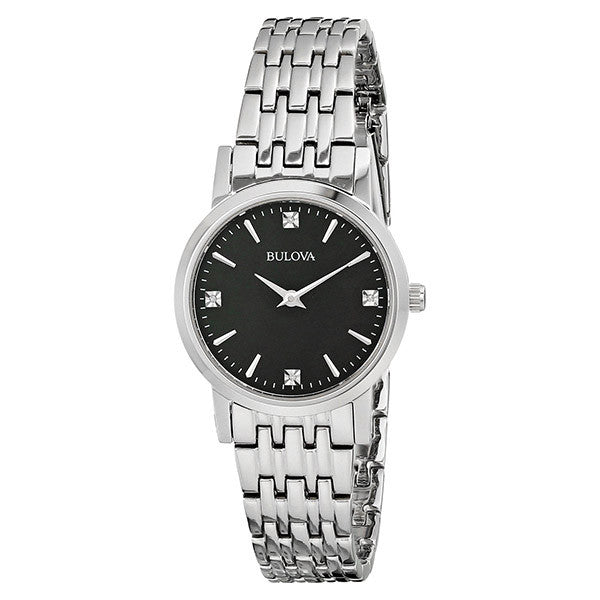 Bulova Women's Diamond White Watch