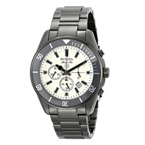 Bulova Men's Grey Watch