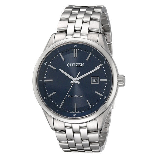 Citizen Men's Contemporary Dress Silver Tone Stainless Steel Watch