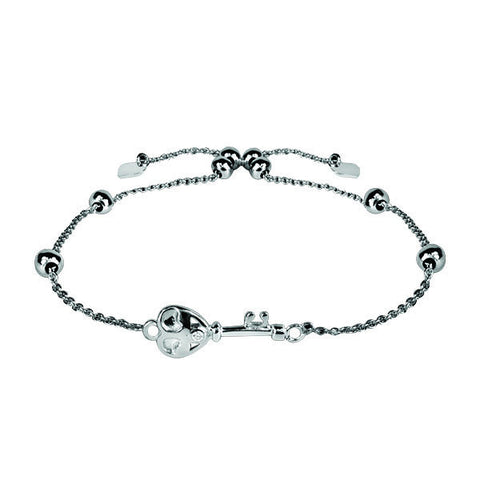Adjustable Silver Bracelet
