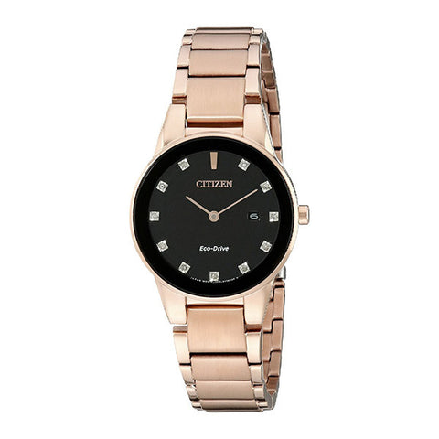 Citizen Women's Axiom Rose Tone Watch