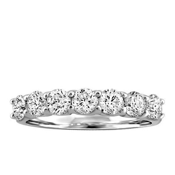 White Gold 0.20 Carat Canadian Diamond Band