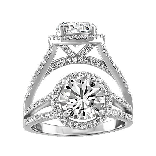 CAPTURED HEARTS CANADIAN DIAMOND RING RIN-LCA-2907