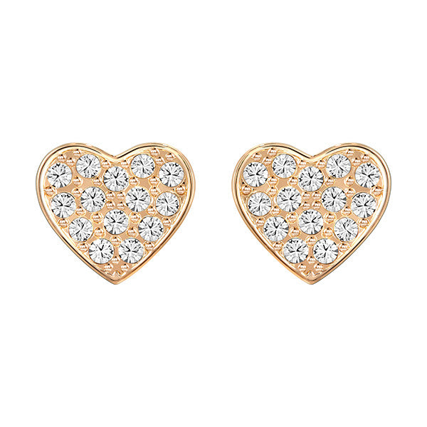 Swarovski Crystal Cupid Earrings