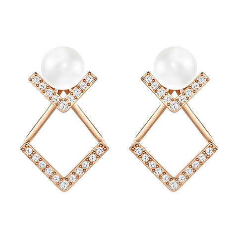 Swarovski Crystal Edify Earrings