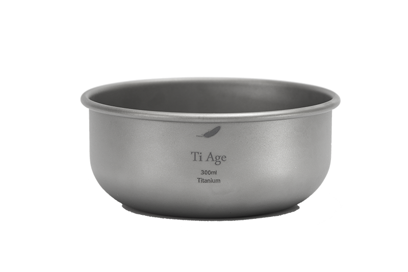 Titanium Cookware - Small bowl 200ml