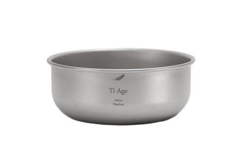 Titanium Cookware - Small bowl 400ml