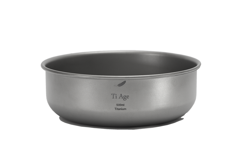 Titanium Cookware - Small bowl 500ml