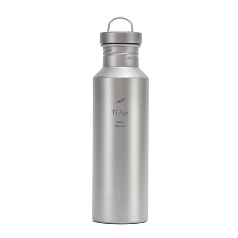 Titanium Water Bottle 700ml
