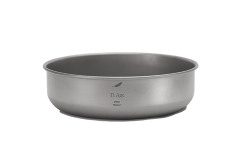 Titanium Cookware - Pan/Bowl 900ml