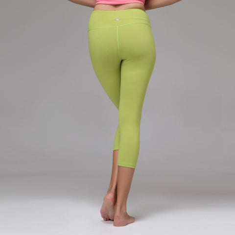 Olive Green - Leggings On Sale